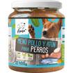 Ama Frasco Pollo y Atún para Perros 400 grs
