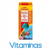 Vitaminas para Peces