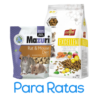 Comida para Ratas