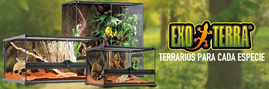 ExoTerra - Hábitat para Reptiles