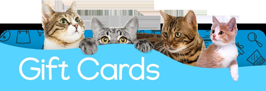 Gift Card para Mascotas en Bigos